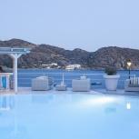Ios Palace Hotel & Spa: Άλλη μια μέρα στον παράδεισο!