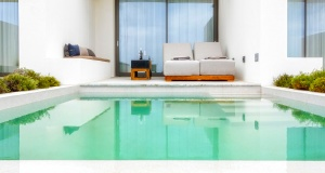 Time Stops and Life Begins at White Coast Pool Suites