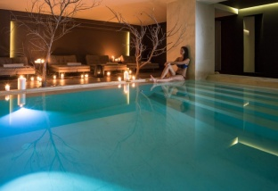 Indulge in the ultimate spa experience at Aqua Blu in Kos
