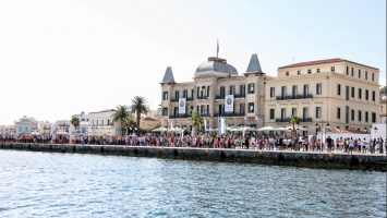 The Spetses Mini Marathon returns on October 6-8
