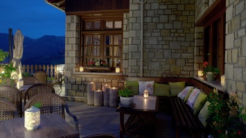The ideal luxury hotel to stay in Metsovo this Easter