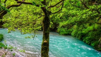 This is perhaps the most exciting rafting experience in Greece