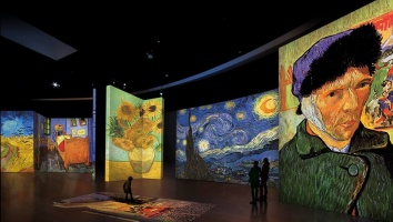 Van Gogh Alive in Athens: The experience you should not miss
