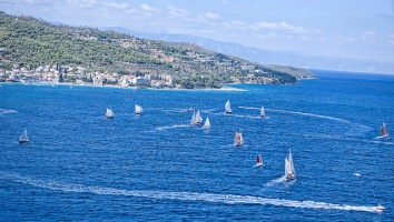 Spetses Classic Yacht Regatta sets sail on Spetses