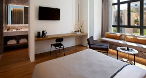 The Editor Athens Hotel: Brand new city hotel in central Athens