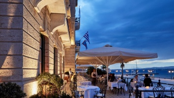 Two Trésor hotels serve awarded Greek cuisine