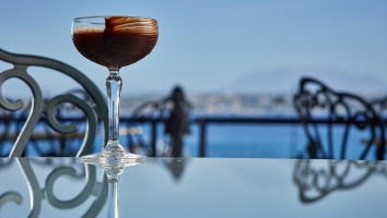 The flavours of Nixon Bar set sail for Spetses this September