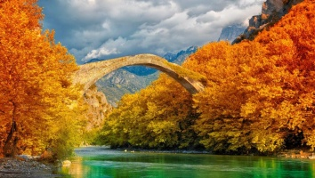 5 weekends in the mountains of Greece to embrace autumn