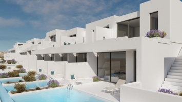 A private pool paradise lands on Milos: White Coast Pool Suites