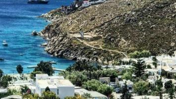 Νammos Village: Explore the brand-new open air mall in Mykonos