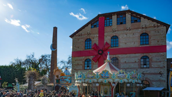 The Mill of the Elves: The most fairytale Christmas in Greece