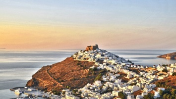 The most beautiful villages in the Aegean