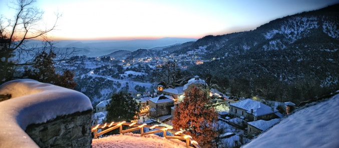 Mikro Papigo 1700 Hotel & Spa is the Best Luxury Mountain Resort in Southern Europe