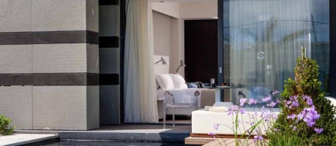 Aqua blu boutique hotel spa last minute offer for a for Last minute boutique hotels