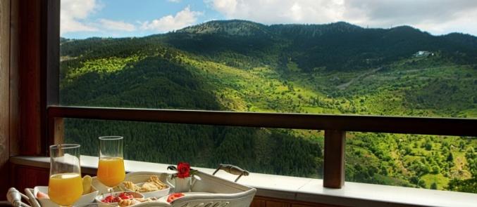 Σε αυτό το ξενοδοχείο θα γίνετε ένα με τη φύση