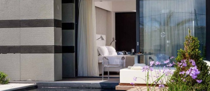 Aqua Blu Boutique Hotel + Spa: Holy Spirit getaway on Kos