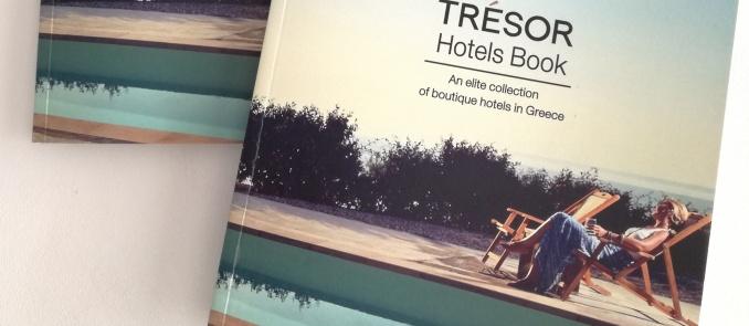 Trésor Hotels Book 2017: Η 3η πολυτελής έκδοση της Trésor Hotels & Resorts που θα σε