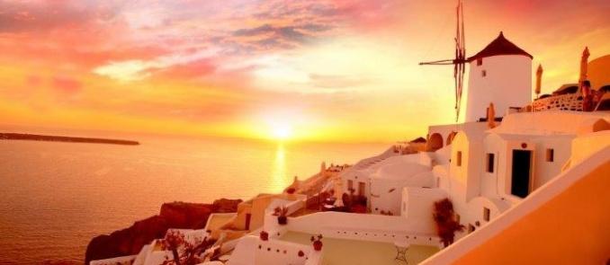 Tripadvisor Santorini 2nd Best Island In The World And Top Europe