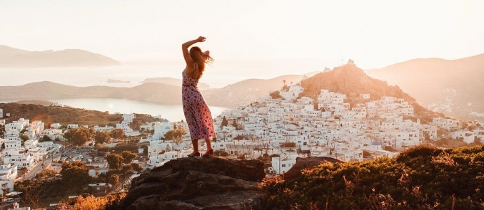Why you should visit Ios island this September