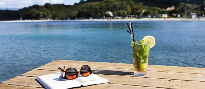 Bella Mare: Beachfront Holy Spirit escape to Corfu