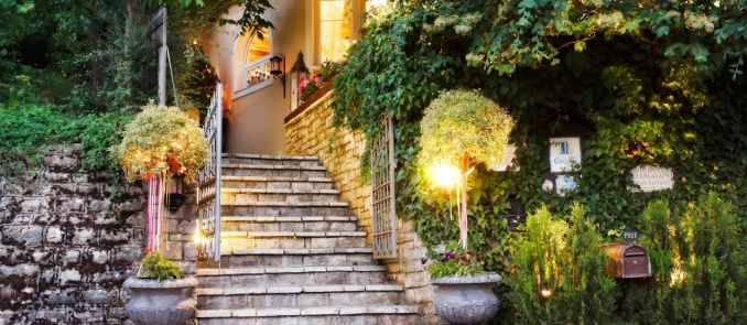 This is the most fairytale boutique hotel in Karpenisi