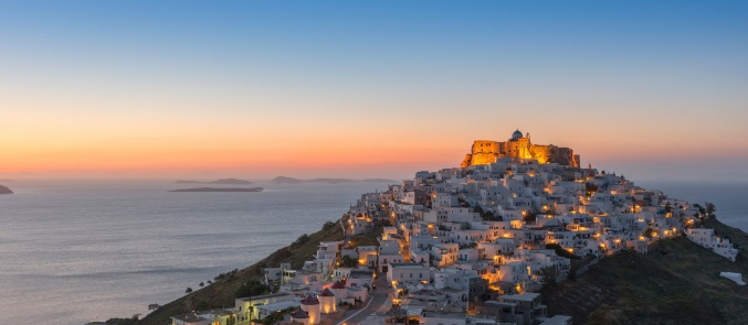 The almost unknown Greek island that enchanted Die Welt
