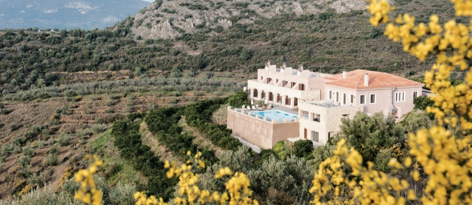 The perfect hotel for a weekend in Nafplio