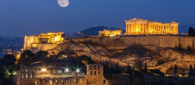 Art Night Athens: Μια νύχτα-γιορτή τέχνης στην Αθήνα