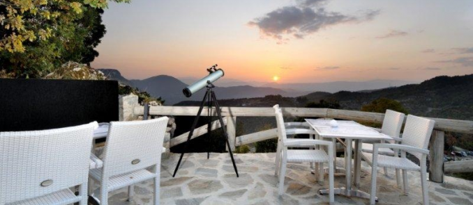 Mikro Papigo 1700: Nominee for the 2018 World Luxury Restaurant Awards