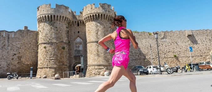 Roads to Rhodes Marathon 2017: Live a unique running experience