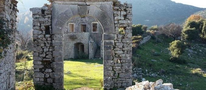 Ανακαλύψτε το χωριό-φάντασμα της Κέρκυρας