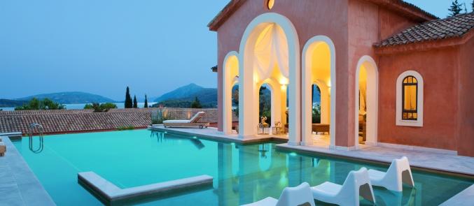 Villa Veneziano: Luxury private stay & high quality services in Lefkada