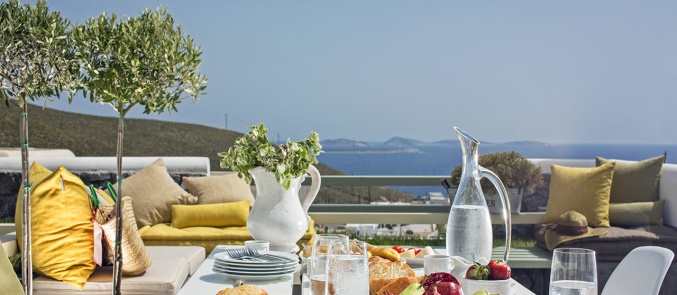 Melograno Villas: Magical Holy Spirit getaway to Astypalaia