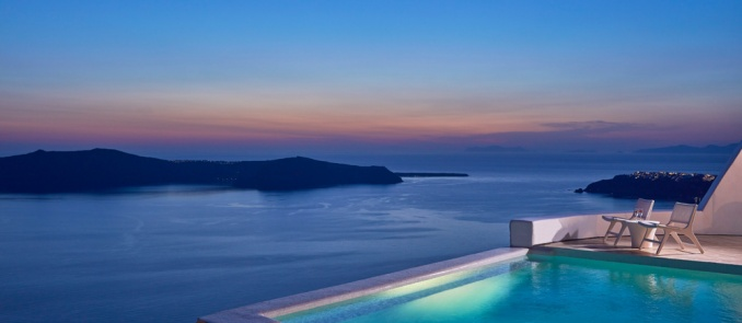 Astra Suites in Santorini receives one more European recognition!