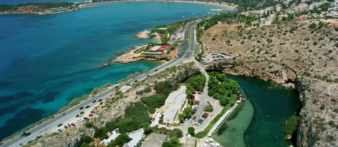 Interesting facts about the history of Vouliagmeni suburb