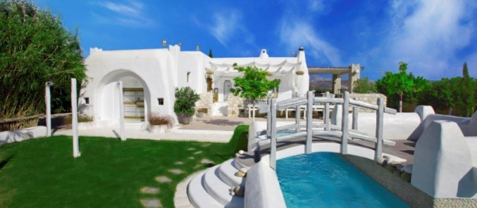 Villa Archaion Kallos: Free nights at Naxos on September