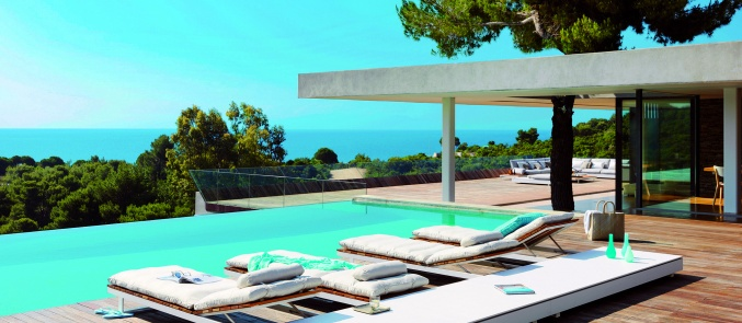 4 Elements Villa: Trésor's top villa in Skiathos
