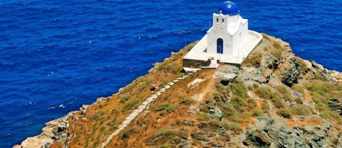 Sifnos and Verina hotels at Condé Nast Traveller!