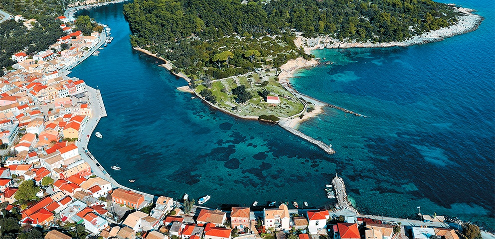 Paxos islands