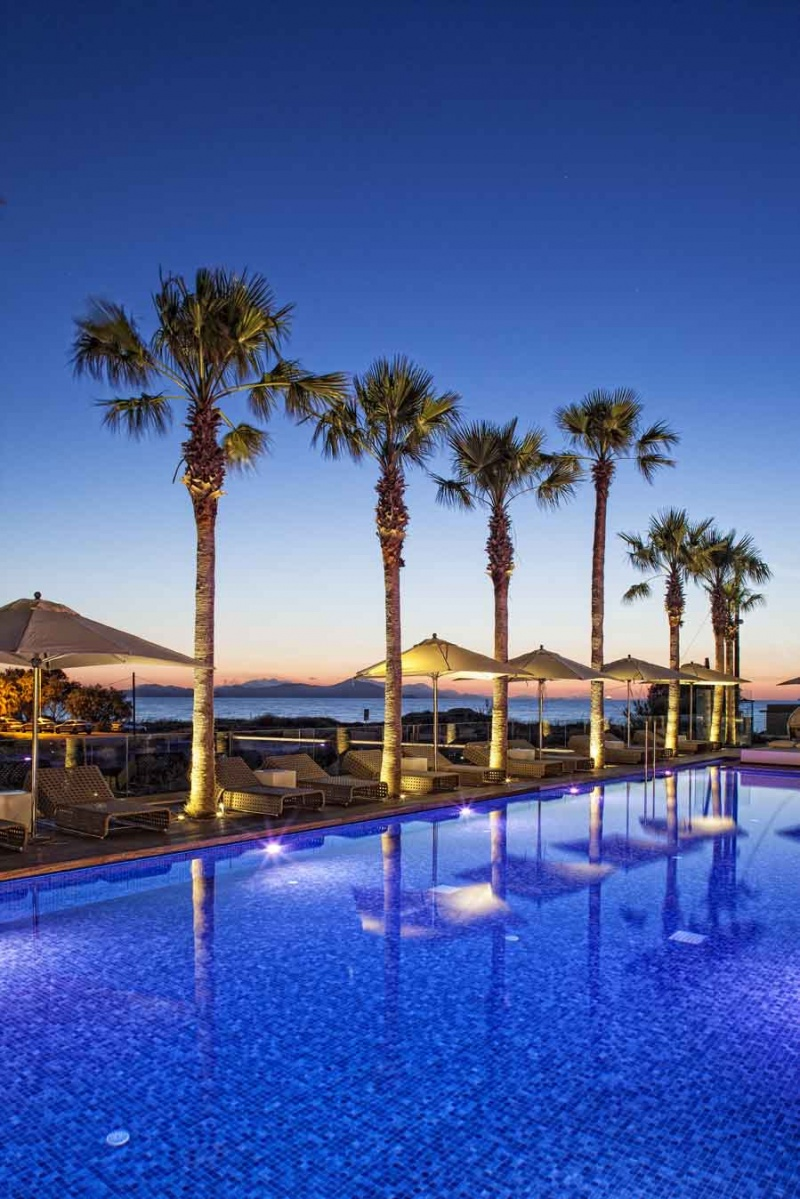 Aqua blu boutique hotel spa enjoy 30 off for dreamy for Design boutique hotel kos