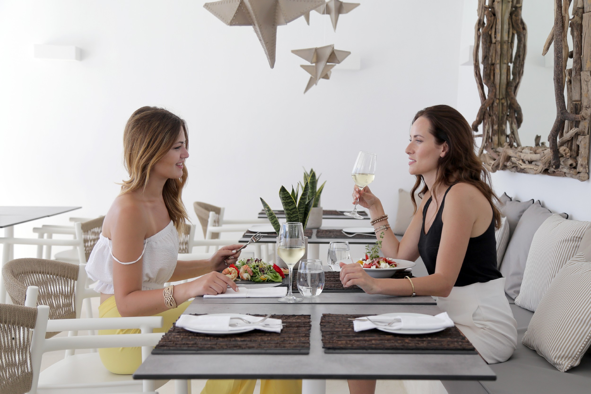 Livin mykonos   mykonos   trésor hotels & resorts