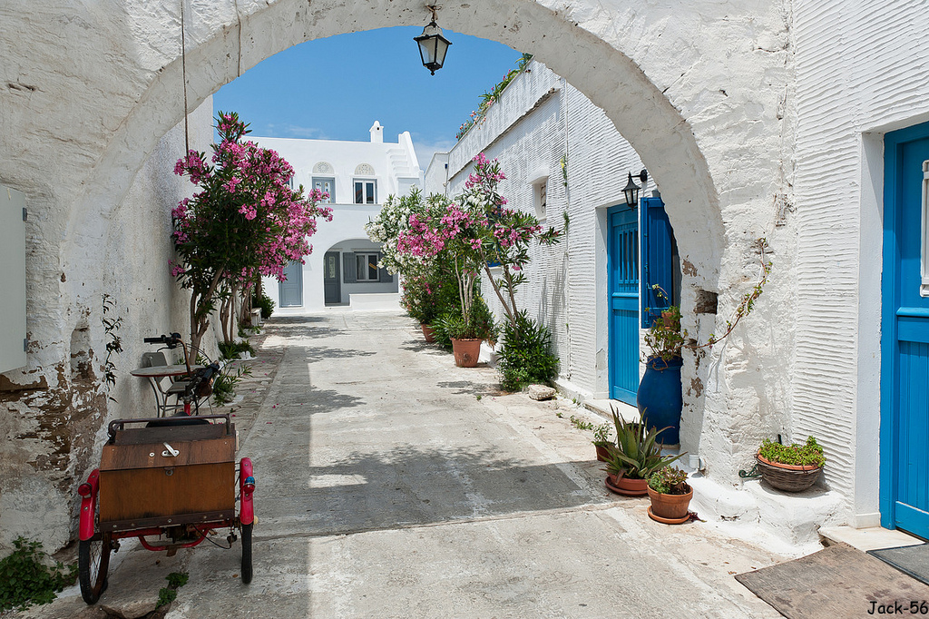The Most Charming Villages Of Cyclades Destinations