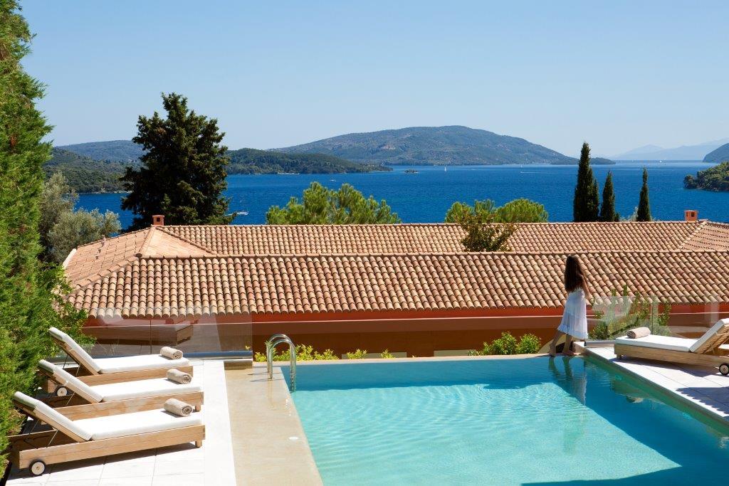 villa veneziano pool