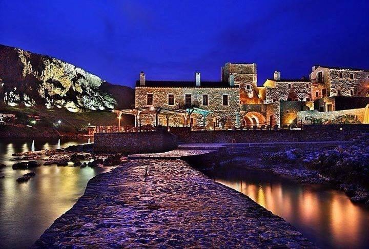 Πρωτοχρονιά στη Μάνη και το Κυρίμαι Hotel - Trésor Hotels & Resorts
